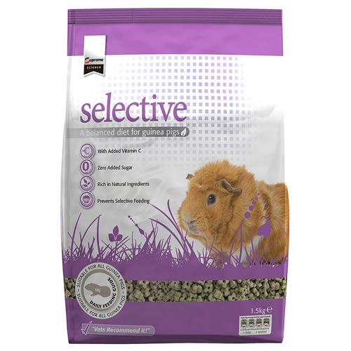 Supreme Science Selective cavia